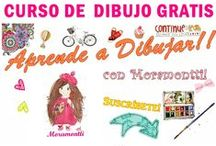 How to draw: Curso de Dibujo - con Moramontti. / ¡Aprende a dibujar con Moramontti!  https://www.youtube.com/user/Moramontti/videos  #comodibujar #howtodraw #aprenderdibujar #leardraw #drawlessons #clasesdibujo