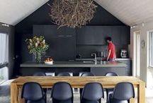 Cuisine/Kitchen / Il y a plusieurs styles de cuisines, voici la sélection de cuisines qui inspire decoration.com Type of kitchen I like