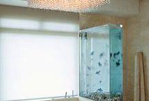 Salle de bain/Bathroom / Inspiration salle de bain sélectionnée par decoration.com