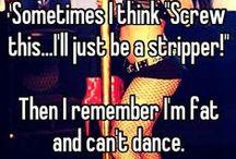Me Myself / #personality #humour #humor #quotes #random