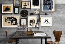 Canvas/Tableaux / Inspirations des tableaux qui m'inspirent pour une décoration murale