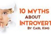 Introversion INFJ, INTJ / Introverts, INFJ, INTJ etc.