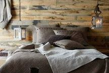 chambre/bedroom / Inspiration chambres
