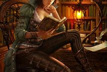 Story Inspiration: Steampunk / #writing #steampunk #inspiration, #fashion and #prompt