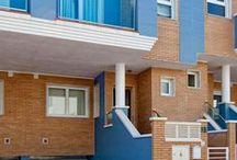 Nuevo Mediterráneo II / Triplex Piloto de nuestra promoción de viviendas ubicada en la zona de Villablanca, Almería.