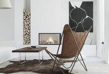 Fauteuil/Armchair / Le fauteuil d'appoint, que ce soit dans le séjour, la chambre, l'entrée, il décore, il s'impose sous toutes ses formes, sous toutes les matières, toutes les couleurs, voici les fauteuils qui inspirent decoration.com