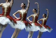 Prodigious Performance / Mainly dance, mostly ballet, but also other forms of performing.