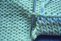 Knitting & Crochet Techniques