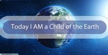 Today I AM a child of the Earth / #aForce4Change: because there is no planet B