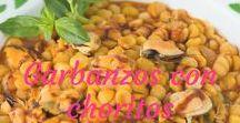 Recetas Saladas / Recetas saludables, ricas, fáciles de preparar como entradas, picoteo o plato de fondo.