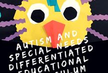 Autism and Special Needs Differentiated Curriculum Ideas / This is a collaborative board for educators to post curriculum ideas for differentiated instruction. Ideas to empower students to participate in curriculum! You can post products as long as you pin two non commercial ideas for every post!