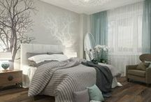 BEDROOM / Bedroom Decoration and Inspiration ideas