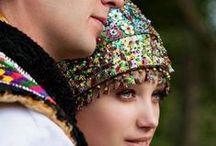 Ukrainian Folk Costumes