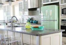 KITCHEN / Kitchen Decoration Ideas