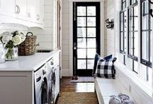 LAUNDRY ROOM / Decoration ideas and inspiration for the laundry room