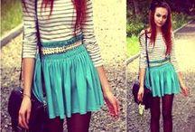 Idées de tenues / by Lilas