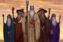 Lord of the Rings / (The Silmarillion / Children of Hurin / The Hobbit) / by Jose Ramon-Casso Austin