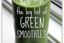 SMOOTHIES / Need to introduce more green vegetables in my diet! The best way to do that is by having one green smoothie per day! This board includes delicious recipes and everything that is needed to get me started!