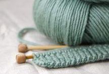 KNITTING / Lovely knitting designs!