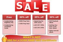 What's New at AHDI / Don't miss the end of year sales going on at AHDI / by AHDI-West