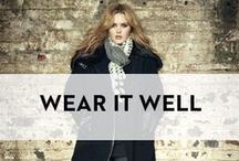 Wear it well  / | Endless inspiration | How to wear | Style tips | Multi Style |  / by NYDJ Europe