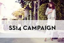 SS14 Campaign / | Spring | Summer | 2014 | Campaign | Helena Christensen |  / by NYDJ Europe
