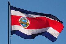 Mi Linda Costa Rica ♥ / Naturaleza  y cultura / by Marjorie Mendoza