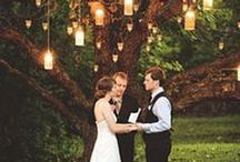 Laura + Chris Wedding Planning / Gathering ideas for our upcoming nuptials!  / by Laura Walker