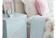 bedroom + bedding - ideas