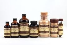Nielsen-Massey Products / Our selection of the finest vanillas and flavors
