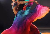 clothes that flow....the costumes of Movement / Dance and movement from around the world. / by MeMi Mc