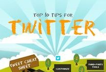 SOCIAL MEDIA TIPS / Lots of Tips on Social Media for Bloggers and Creative Entrepreneurs.  Pinterest // Twitter // Instagram // Facebook