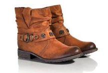 Boty, kozačky, zajímavá obuv
