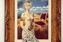 Cris Mega Arte / Alguns trabalhos desde 1984, em fases diversas
