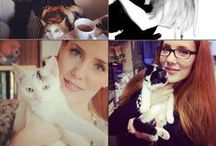 70000TONS™ of Kitties! / We all know Metalheads love their cats. Check out this collection of Metalheads and their furry feline friends... including some Artists that have joined us onboard #70000tons in the past!