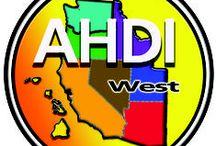 AHDI-WEST BOG 2016 / Board of Governors of AHDI-West Regional Association of AHDI including the states of Arizona, California, Hawaii, Idaho, Nevada, Oregon, Utah, and Washington. / by AHDI-West