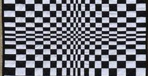 Optical Illusion quilts, 3D, popular culture quilts / Quilts that feature designs that look 3D or incorporate optical illusions. Also other themes that appeal to computer/technology buffs, geeks and online gamers! Dr Who, Star Trek, Minions, board games, tetris etc. Ok, so I am also a scientist - I know it still shows!