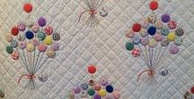 Vintage Quilts / Old quilts that I find fascinating.