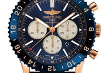 Watches: BREITLING