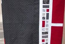 Quilt Backing - Ideas for making a special back for your quilt. / Finishing the quilt top is one thing! But now you have to find something to put on the back and quilt it. Some people are so clever at piecing the back that you want to make it the front! Here are some ideas to help you make the backing of your quilt amazing too.