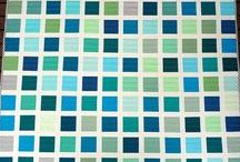 Blue and Green Quilts / This board is specifically for quilts that combine the colors blue and green. For more inspiration in blue and green, check out my blog post at www.cleverchameleon.com.au/another-world-blue/