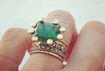 BRACELETS, CLOCKS AND RINGS / cosas que me gustan de joyeria