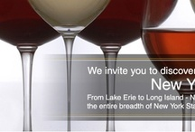 NYS Wine, Brews and Spirits / New York State is home to several wine regions, numerous local breweries and crafted spirits from vodka to whiskies. Many have tasting rooms and can host off-site events for your attendees. #NYMeetings #NYWine