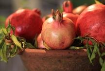 Pomegranates (couldn't resist!)