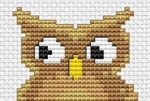 Cross-Stitch / by Chris Perry
