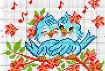 Cross stitch  / by Blessing Abate