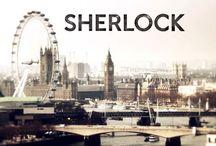 Sherlock/Benedict Cumberbatch / by Abbie Williams