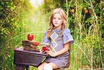 Back to School | First Day of School Photography