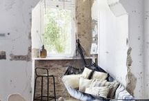beautiful Spaces / Decor ideas and beautiful objects