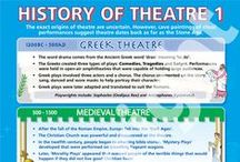 Theatre Education  / Exercise, Classes, Auditions and much more!